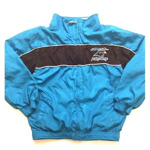 NFL TEAM Apparel Carolina Panthers Boy's Jacket